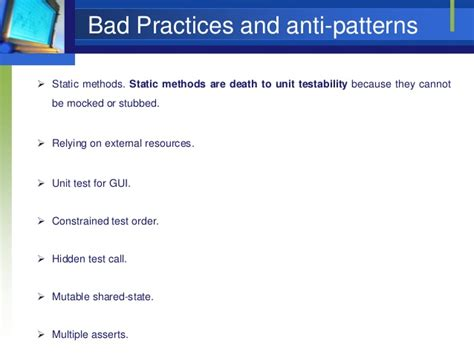 aaa pattern unit test unit testing an introduction