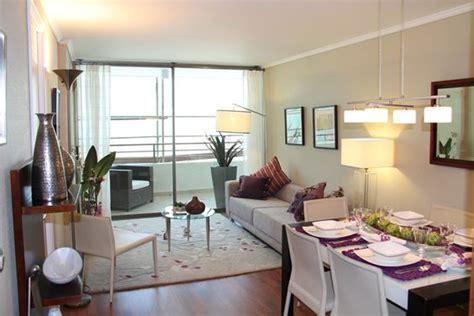 ideas para decorar living y comedor como decorar sala y comedor en espacios abiertos peque 241 os