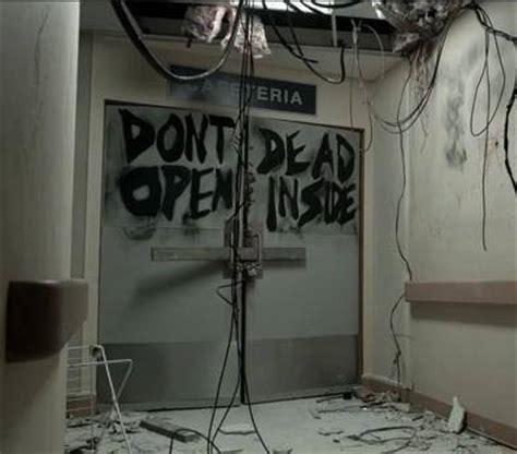 image don t open dead inside jpg walking dead wiki