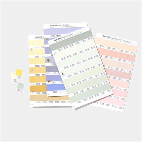 Pantone Color Code color specifier replacement pages for pantone tpx colors