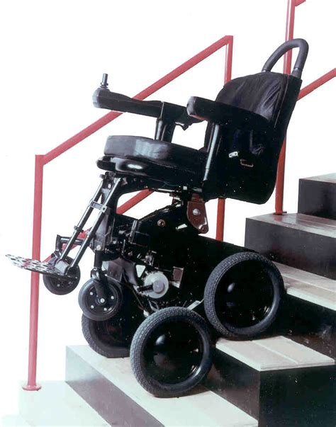 Stair Climbing Chair Kgw Com Toyota Joins Dean Kamen On Wheelchair That