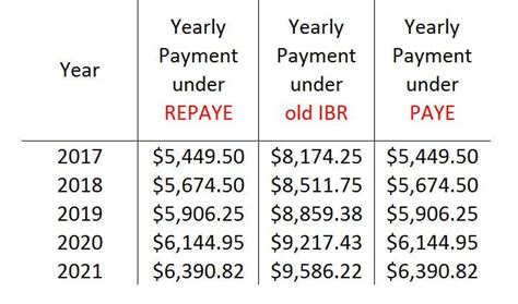 Average Monthly Loan Repayment Monthly For Mba by The Student Loan Repayment Choices For Veterinarians