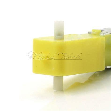 Dual Axis Gear Reducer Motor Dc 3v 6v For Arduino Smart Car Dynamo dc 3v 6v dual axis gear motor 2 axis tt motor reducer
