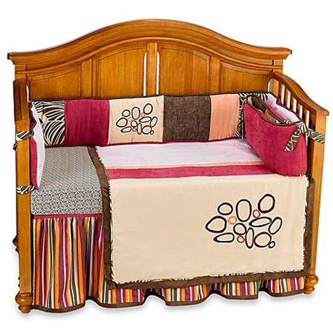 Cocalo Couture Crib Bedding Cocalo Couture Tahiti 4 Crib Bedding Set Bed Bath Beyond