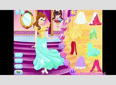Disney Princess Games For Little Girls - YouTube Kids Games For Girls Disney Free Online