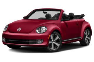 volkswagen beetle  se dr convertible buyers guide details  information carcom