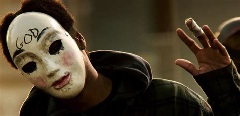 anarchy purge costumes warning the purge is coming this halloween diy makeup