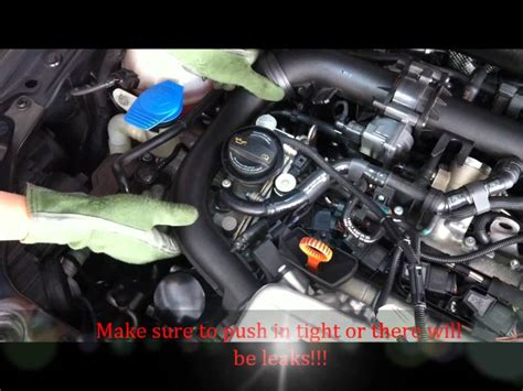 Hp Vivo G28 by Tmc Installation For 1 4 Tsi Twincharged Engines