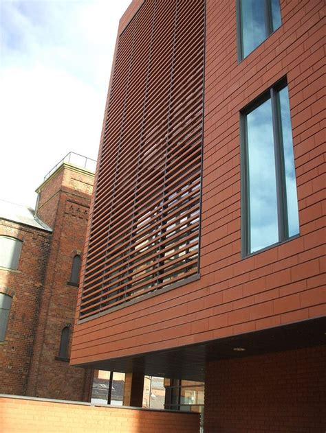 james  taylor terracotta cladding rainscreen facade