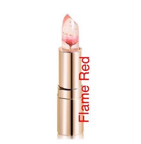 Terbaik Kailijumei Flower Jelly Lipstick Kailijumei Secret Jelly Flower Enchanted Lipstick