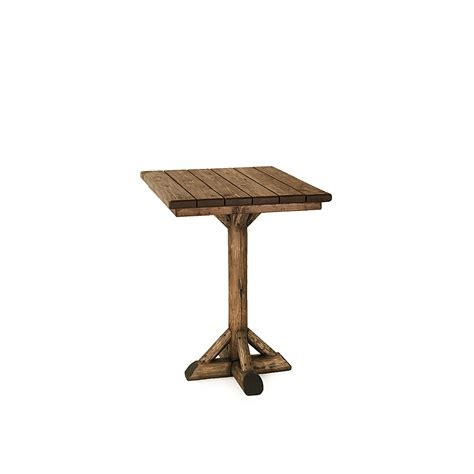 Rustic Bar Table Rustic Bar Table La Lune Collection
