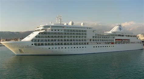 silversea cruises travel insurance silver whisper itinerary schedule current position