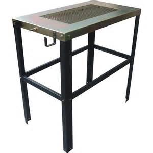 northern industrial welders welding table 36in l x 20in
