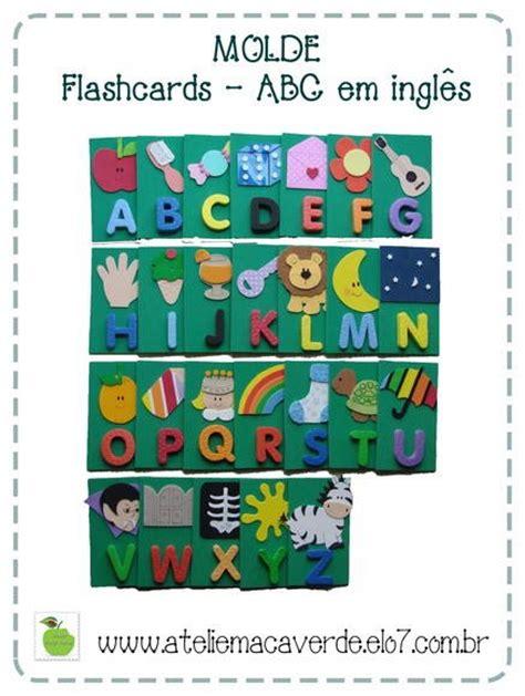 moldes en ingles molde risco flashcards abc ingl 202 s ateli 234 ma 231 227 verde