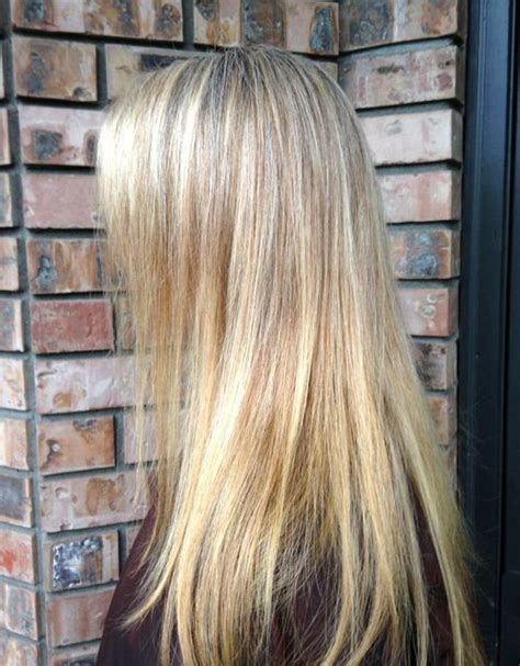 blond highlights 2014 our work hair we are salon renton