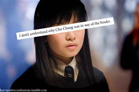 chang books who s your least favorite character in harry potter sorry