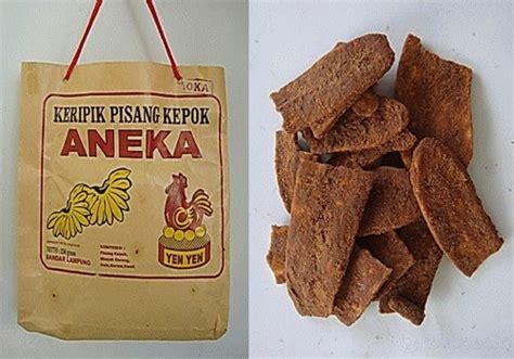 Kripik Pisang Coklat D Pico pengetahuan makanan khas daerah lung
