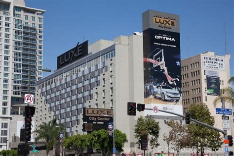 Los Angeles Hotel Luxe 4245 by Luxe City Center Hotel Los Angeles Ca California Beaches