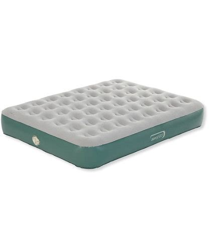 aerobed 12 quot air mattress with rechargeable