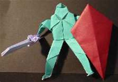 How To Make An Origami Soldier - origami el mundo nuevo by kunihiko kasahara book review