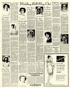 Charleston Gazette Records Charleston Gazette Newspaper Archives Jul 20 1965 P 6