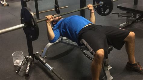 average nfl bench press blog post