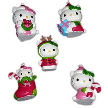 Miniatur Set Hello 5 hello miniature ornament