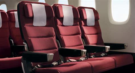 Qantas A380 Interior by International Economy Class Qantas