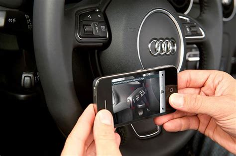 audi augmented reality audi a3 car manual enhanced by augmented reality app
