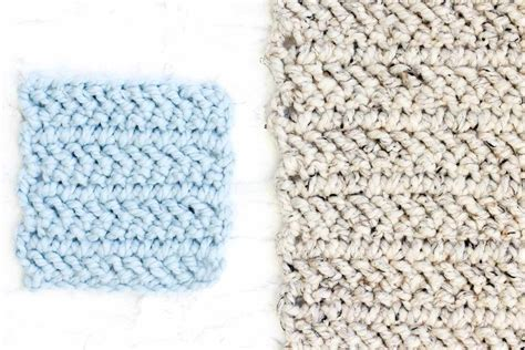video how to crochet the herringbone double crochet stitch