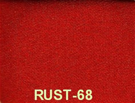 what color is rust dress color choices