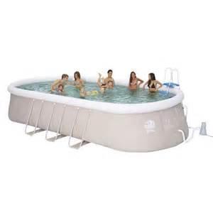 piscine autoportante 6 10 x 3 60 x 1 22 m trigano store
