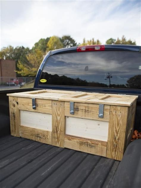 image result  homemade truck tool box diy wooden