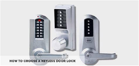 how to pick a bedroom door lock with a paperclip how to choose a keyless door lock