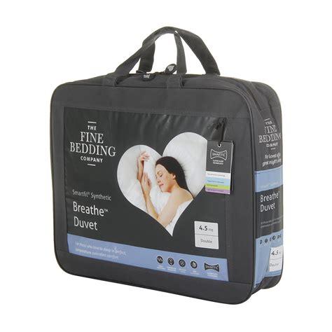 buy the fine bedding company breathe duvet 4 5 tog amara