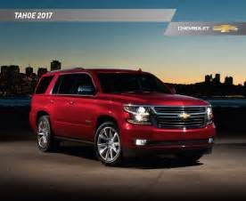 Graff Chevrolet Okemos Downloadable 2017 Chevrolet Tahoe Brochure