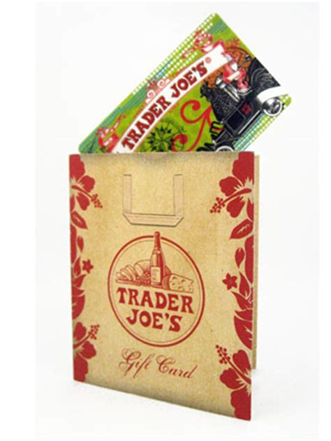 Trader Joe S E Gift Card - we have a winner everyday road to healthy