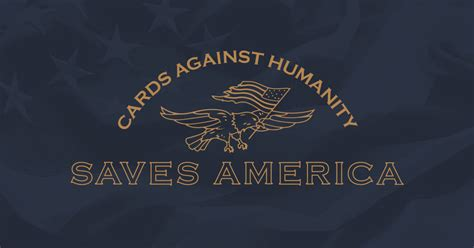 eternity humanitys next billion cards against humanity saves america