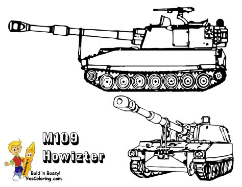 Bold Bossy Military Coloring Page Coloring Pages To Army Tank Coloring Pages