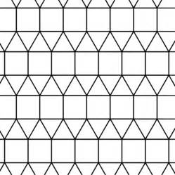 tessellating shapes templates coloriage tessellation avec triangles et carr 233 s