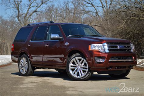 ford expedition king ranch 2015 ford expedition king ranch review web2carz