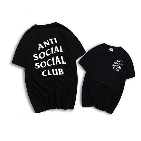 Tshirt Anti Social Social Club 3 air yeezy 2 promotion shop for promotional air yeezy 2 on aliexpress