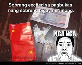 bigay jokes in tagalog