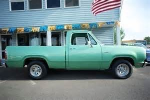 1973 Dodge D100 Used Cars For Sale Oodle Marketplace