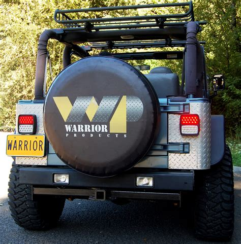 new steel led lights for jeep cj yj tj wranglers