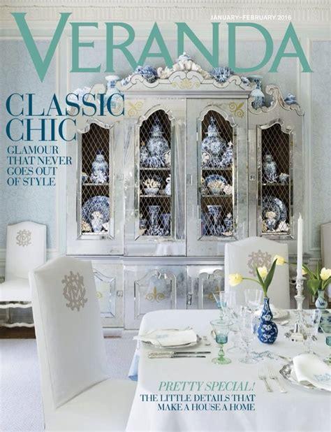Top 10 Favorite Home Decor Magazines Life On Summerhill | veranda 1 life on summerhill