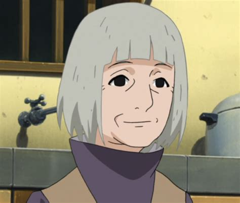 5 Anime To With Your Grandparents by Obito S Grandmother Narutopedia Fandom Powered By Wikia