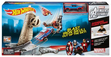 Hotwheels Assemble Flight Strike wheels 174 marvel flight strike 174 track set shop wheels cars trucks race