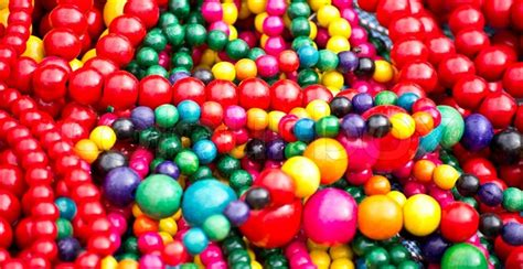 colorful wooden beads   fair stock photo colourbox