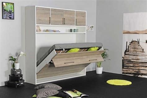 armoire lit suisse armoire lit escamotable transversal pour les pi 232 ces avec des petites largeurs lit